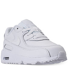 Nike Toddler Boys' Air Max 90 Leather Running Sneakers from Finish Line