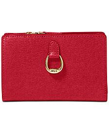 Lauren Ralph Lauren Bennington New Compact Wallet