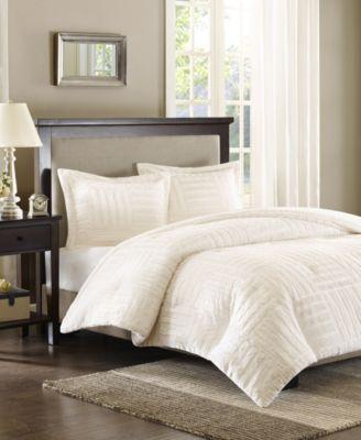 Madison Park Arctic 3 Pc Down Alternative Comforter Sets
