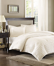 Madison Park Arctic 3-Pc. Full/Queen Comforter Set