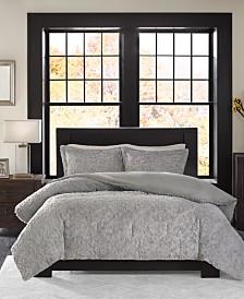 Madison Park Bismarck Reversible 3-Pc. Full/Queen Comforter Set
