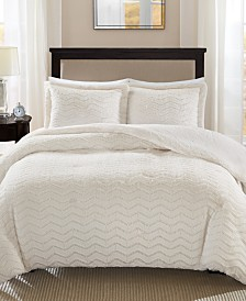 Madison Park Sloan Reversible 3-Pc. Comforter Sets