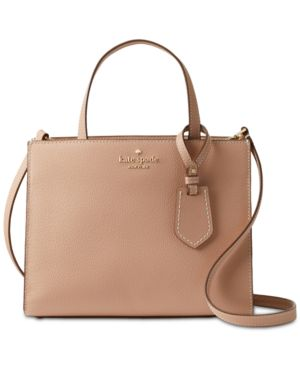 KATE SPADE NEW YORK THOMPSON STREET SAM LEATHER SATCHEL