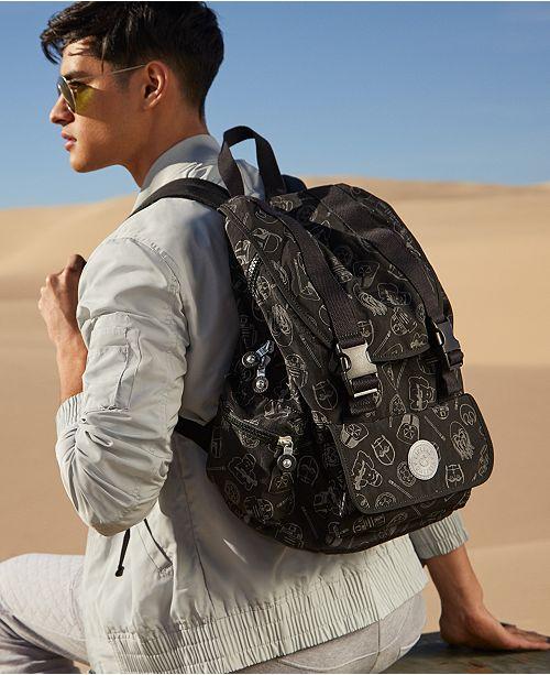 d3b29a22b Kipling Disney's® Star Wars Siggy Laptop Backpack & Reviews ...