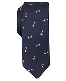 Bar III Men's Skye Skinny Tie, Created for Macy's