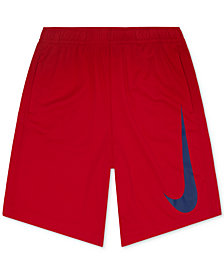Nike Dry Swoosh Performance Shorts, Little Boys
