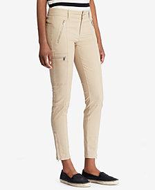 Lauren Ralph Lauren Petite Lightweight Twill Pants