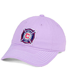 watch 1f3d8 41007 adidas Chicago Fire Pink Slouch Cap