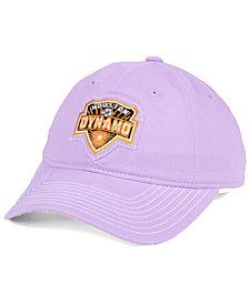 adidas Houston Dynamo Pink Slouch Cap
