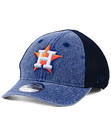 New Era Boys' Houston Astros Jr Hooge Neo 39THIRTY Cap