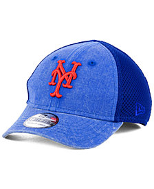 New Era Boys' New York Mets Jr Hooge Neo 39THIRTY Cap