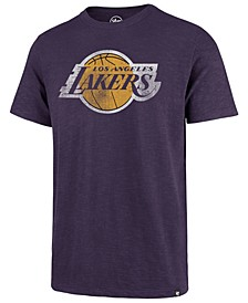 Men's Los Angeles Lakers Grit Scrum T-Shirt