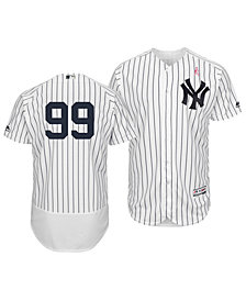 Majestic Men's Aaron Judge New York Yankees Mother's Day Flexbase Jersey