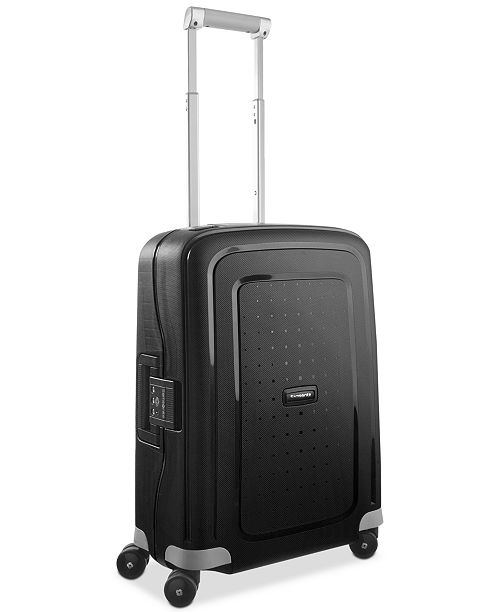 """Samsonite S'Cure 20"""" Hardside Carry-On Spinner Suitcase"""