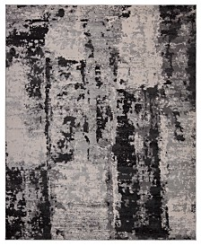 KM Home Steelo Metro Gray 8' x 10' Area Rug