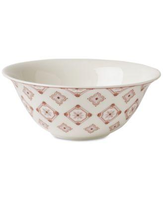 Modern Dining  Rose Caro Large Bowl
