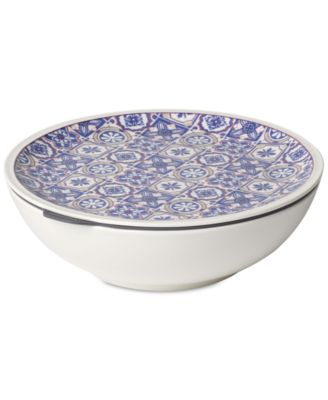 Modern Dining  Indigo Large Dish with Lid