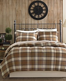Lumberjack 2-Pc. Twin Comforter Set