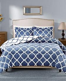 True North by Sleep Philosophy Peyton Reversible 3-Pc. Comforter Sets