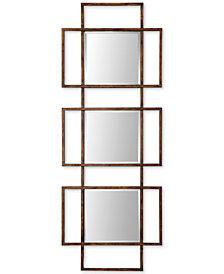 Uttermost Tribus Rust Bronze Mirror