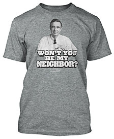 Mr. Rogers Men's T-Shirt by New World