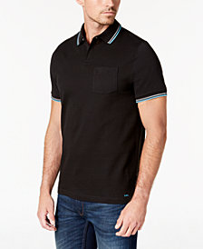 Michael Kors Men's Mesh Polo