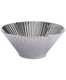 Zuo Volar Silver-Tone Large Bowl