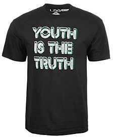 LRG Men's Youth Is The Truth T-Shirt
