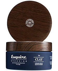Esquire Grooming The Clay, 3-oz.