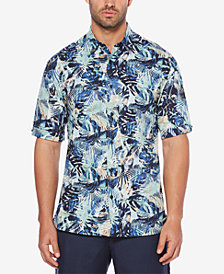 Cubavera Men's Tropical Print Shirt