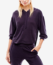 Free People FP Movement Cutout-Back Hoodie