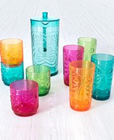 Tiki Drinkware Collection