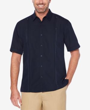 Men's Double Tuck Short-Sleeve Shirt