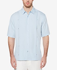 Men's Double Tuck Short-Sleeve Shirt