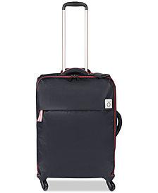 "Lipault Ines De La Fressange 20"" Softside Carry-On Spinner Suitcase"