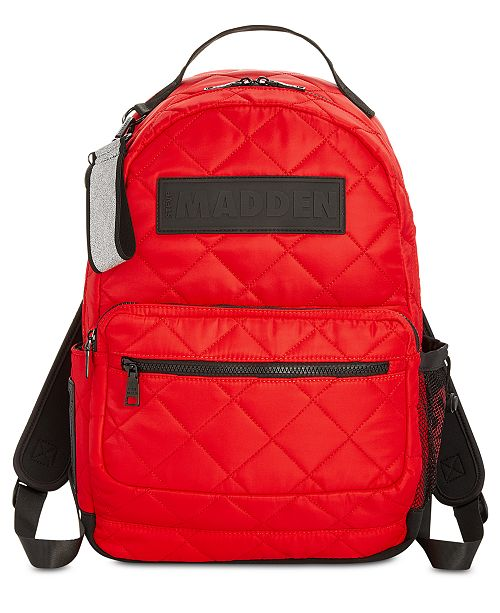 2e3e7f320a0 Steve Madden Austin Quilted Backpack; Steve Madden Austin Quilted Backpack  ...