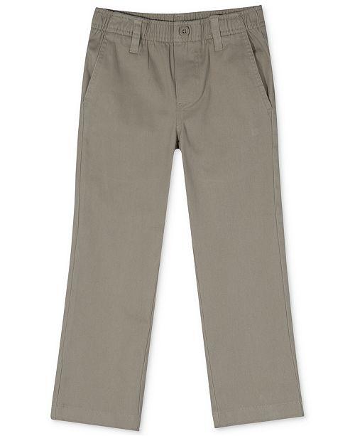 Nautica Little Boys Pull-On Twill Pants