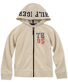 Tommy Hilfiger Big Girls Zip-Up Hoodie