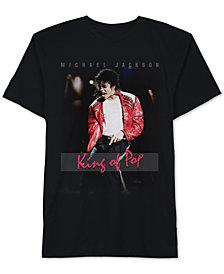 Hybrid Men's Michael Jackson T-Shirt