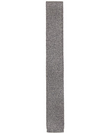 BOSS Men's Straight-Cut Knitted Silk Tie
