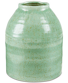 Madison Park Diablo Small Ceramic Vase
