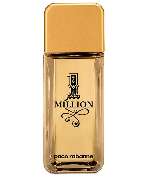 46ebc92347bbe Paco Rabanne Men s 1 Million After Shave Lotion