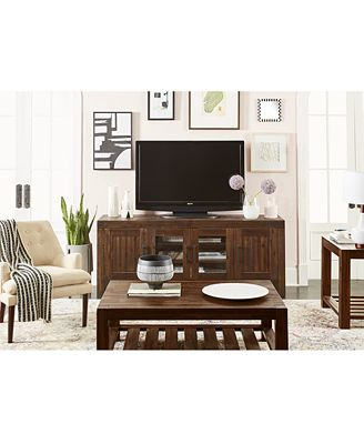 Furniture Avondale Media 72 Quot Tv Stand Created For Macy S