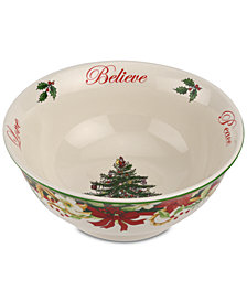 Spode Christmas Tree Annual 6'' Revere Bowl