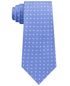 Michael Kors Men's Neat Slim Silk Tie