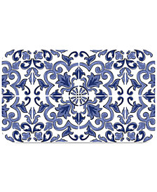 TarHong Canyon Clay Indigo Pet Placemat