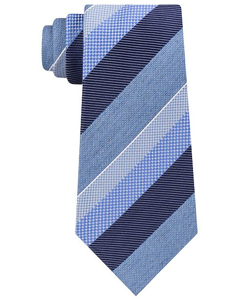 a7079b83516b Kenneth Cole Reaction. Men's Stripe Tie. Be the first to Write a Review.  main image