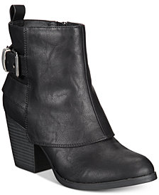 American Rag Lilah Ankle Booties, Created For Macy's