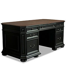 Beekman Home Office Executive Desk