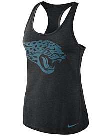 Nike Women's Jacksonville Jaguars Dri-Fit Touch Tank